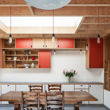 Photography for Catriona Burns Architects - Crouch End house