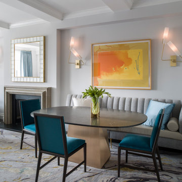 Photography for John Caviness Design, Park Avenue, NYC Residence