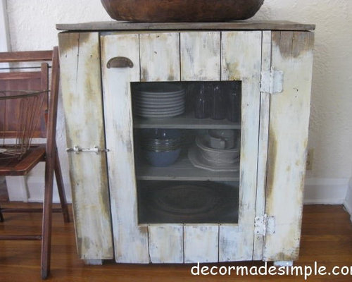 Pie Safe Home Design Ideas, Pictures, Remodel and Decor