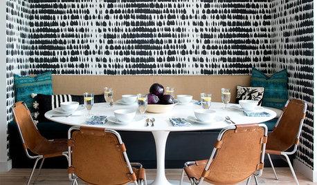 Runde Sache: 9 Style-Ideen für den Tulip-Tisch von Eero Saarinen