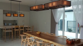 PIKU Dining Room Pendant Lamp