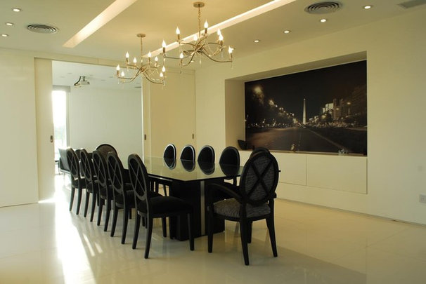 Modern Dining Room by Vanguarda Architects
