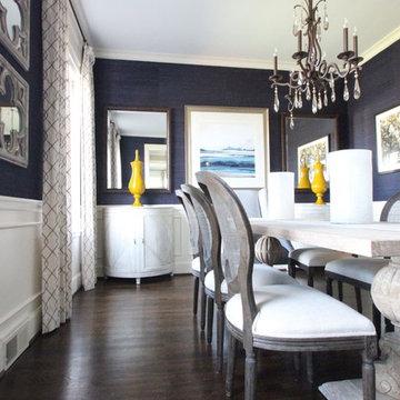 Pinewood Circle Dining Room