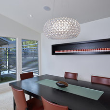 Modern Dining Room by RD Architecture, LLC