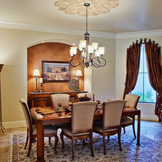 Dining Room by Sterling Custom Homes