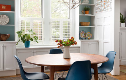 A Playful Dining Room Fit for Toddlers and Grown-Ups