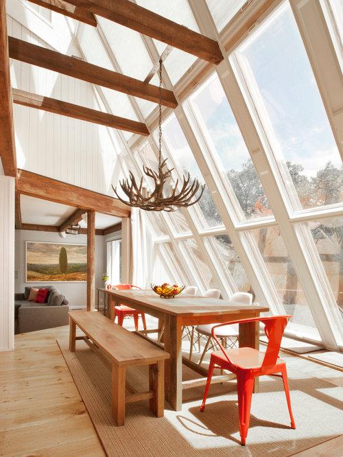 Dining Room Lighting Levels Best Split Level With Light Hardwood Floors