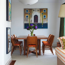 Contemporary Dining Room by Scott Weston Architecture Design PL