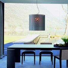 Modern Dining Room by Poliform USA