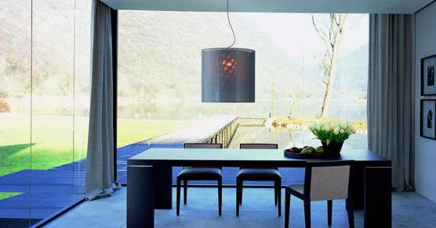 Modern Dining Room by Poliform