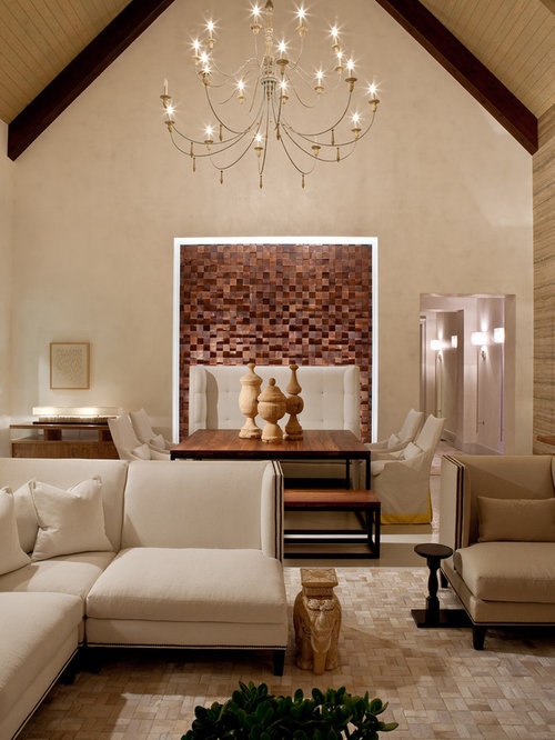 Great room chandelier houzz for Dining room in arabic
