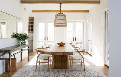Houzz Tour: Farmhouse Touches and Light in Newport Beach