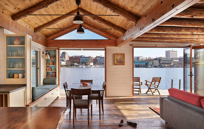 All Aboard! A Return Voyage for 5 Stylish Floating Homes