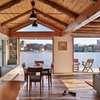 Houzz Tour: A Houseboat That's Like a Woodsy Cabin on the Water