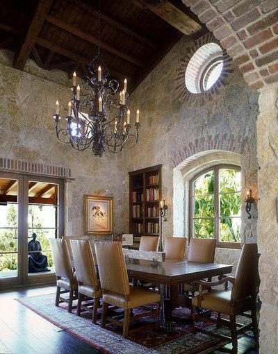 wandverkleidung in steinoptik: ideen fürs wohnzimmer, Wohnzimmer