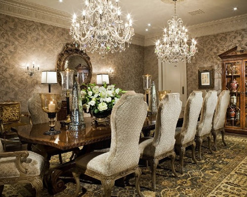Beautiful dining rooms houzz for Pictures of beautiful dining rooms