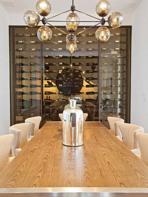 Wine rack ideas home design ideas pictures remodel and decor for Best dining rooms houzz