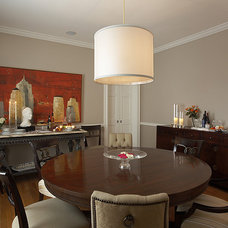 Traditional Dining Room by Patrick J. Baglino, Jr. Interior Design