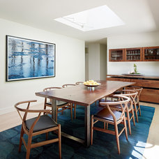 Contemporary Dining Room by Studio SHK