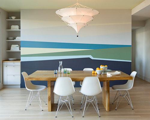 Modern Dining Room Design Ideas, Remodels & Photos