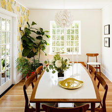 Contemporary Dining Room by risa boyer architecture