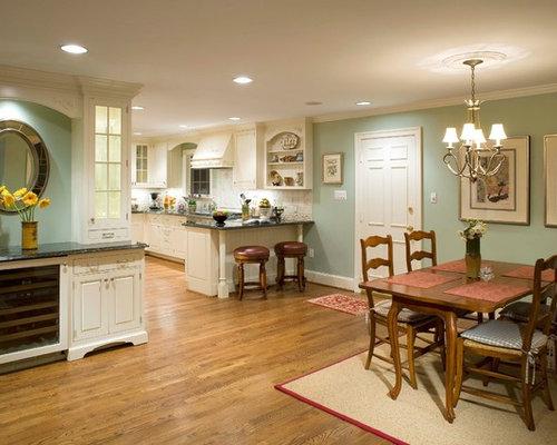 Gorgeous Kitchen Renovation In Potomac Maryland: Kitchen Remodel With Addition (Potomac, Maryland