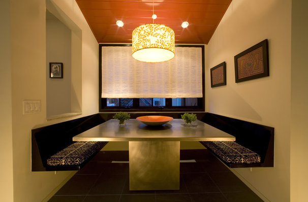 Contemporary Dining Room by Margaret Carter Interiors
