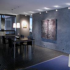 Modern Dining Room by Powell/Kleinschmidt, Inc.