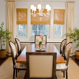 Dining Room Window Treatments | Houzz