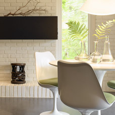 Contemporary Dining Room by Lucy Interior Design