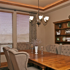 eclectic dining room by Finishing Touches