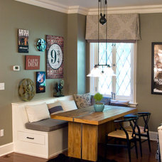 Eclectic Kitchen by Beco Kitchens and Baths