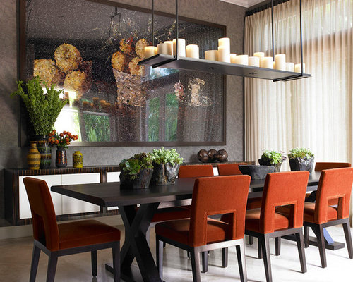 Dining Room Art Design Large Wall Houzz