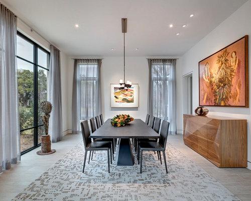 Modern Dining Room Wall Decor contemporary dining room ideas & design photos | houzz