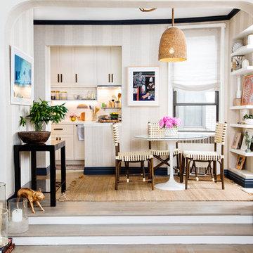 Prewar Chelsea Kitchen & Dining Room