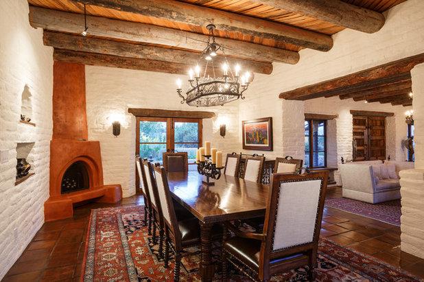 Vintage Southwestern Dining Room Prewitt