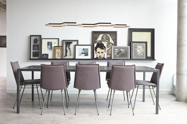 bilderleiste gestalten 12 diy ideen f r die galerie zu hause. Black Bedroom Furniture Sets. Home Design Ideas