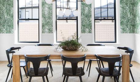 Photothèque : 50 tables XXL en imposent dans la salle à manger