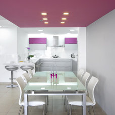 Contemporary Dining Room by HILIT
