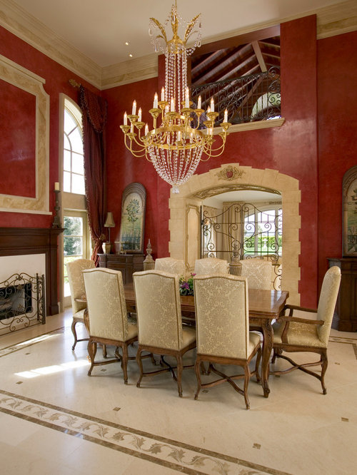 Luxury Dining Room Design Ideas Renovations Photos With