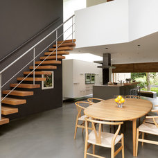 Contemporary Dining Room by bulthaup by Kitchen Architecture