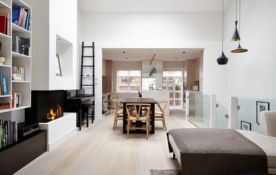 Houzz Tour: A London Mews House Brimming With Clever Storage