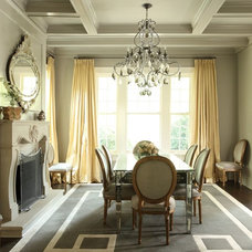 Traditional Dining Room by The Iron Gate