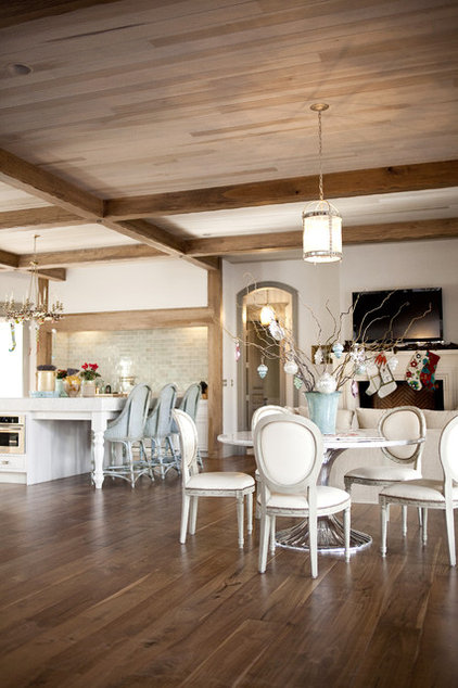 Traditional Dining Room by Alice Lane Home Collection