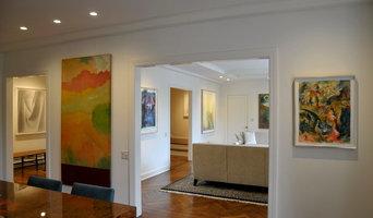Private Residence Art Lighting