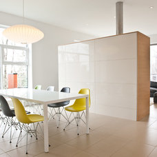 Modern Dining Room by Clear