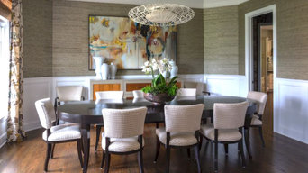 Private Residence Dining Room - Great Falls, VA