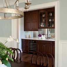 Traditional Dining Room by McIntyre Capron & Associates,