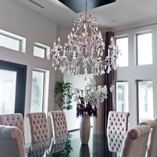 Contemporary Dining Room by Illuminations