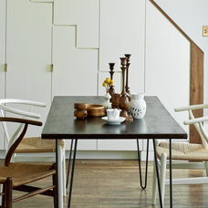 Modern Dining Room by WORKSTEAD
